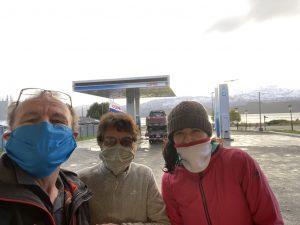Sur la carretera australe,retrouvaille avec Jenifer, une rencontre du Pérou