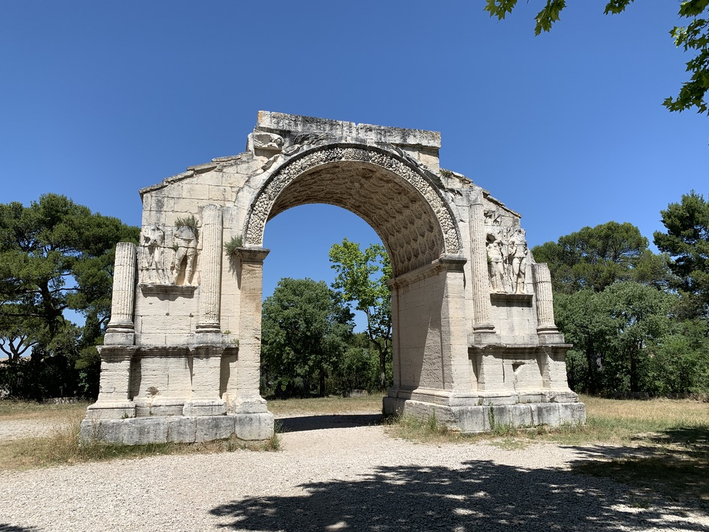 Site de Glanum