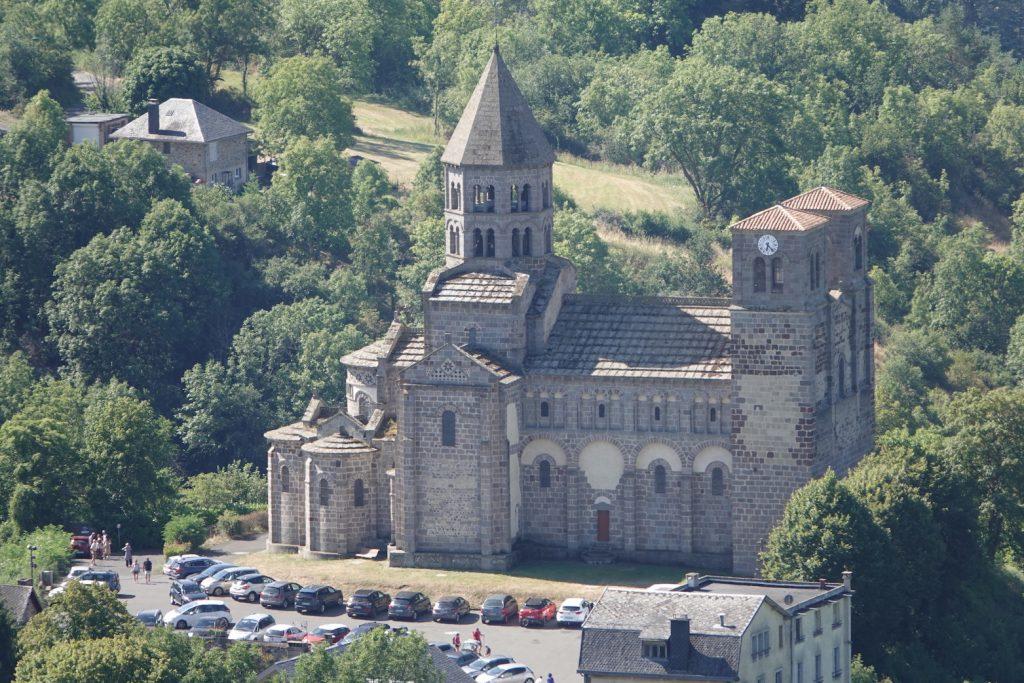 Cathédrale de St Nectaire
