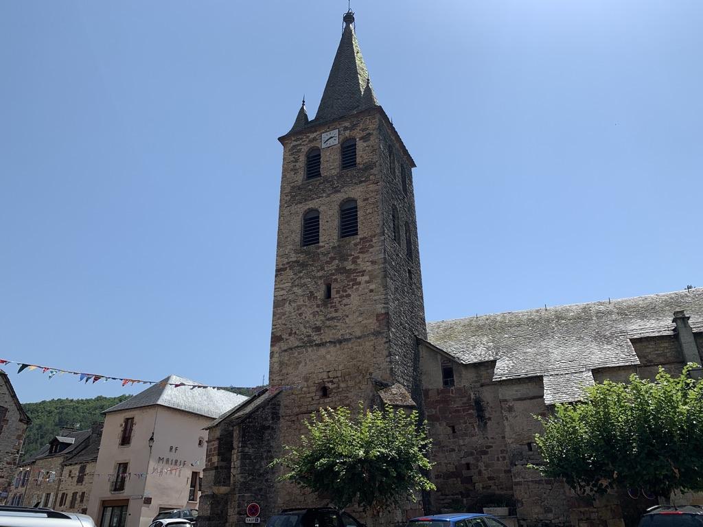 Eglise Banassac