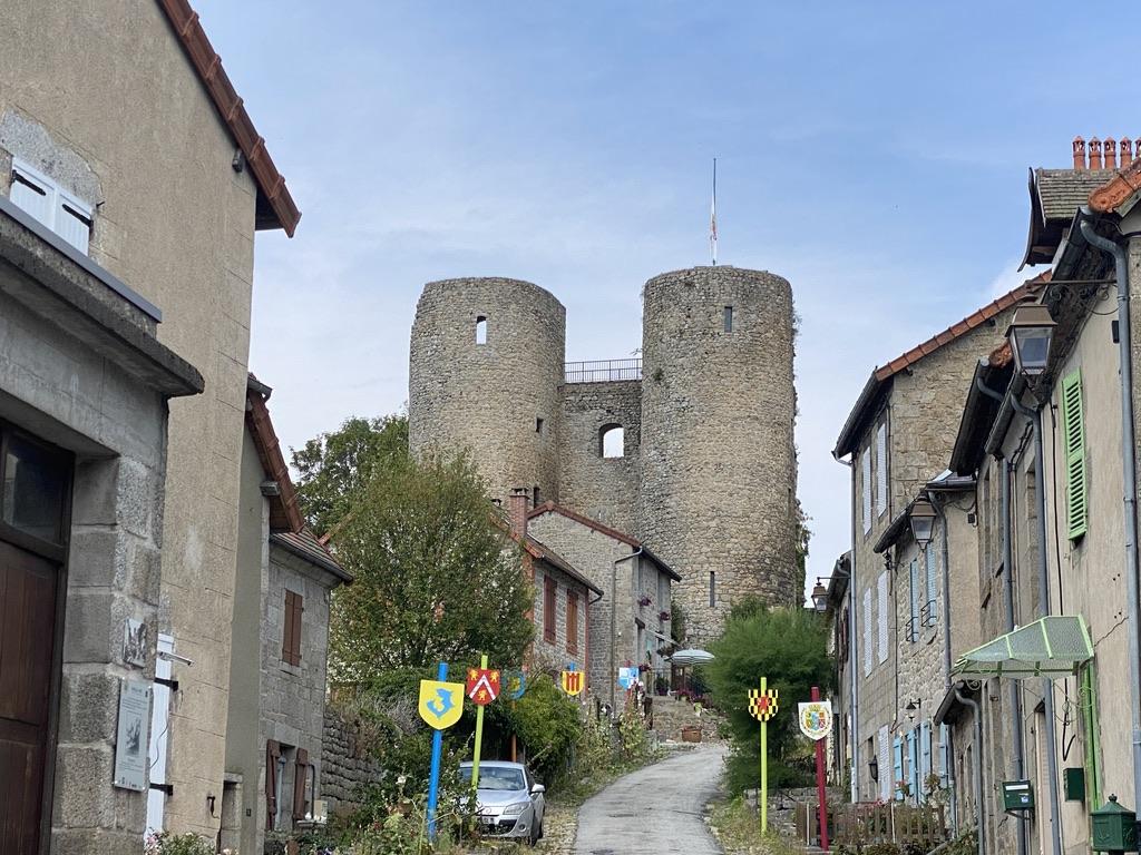 Les tours de Crocq