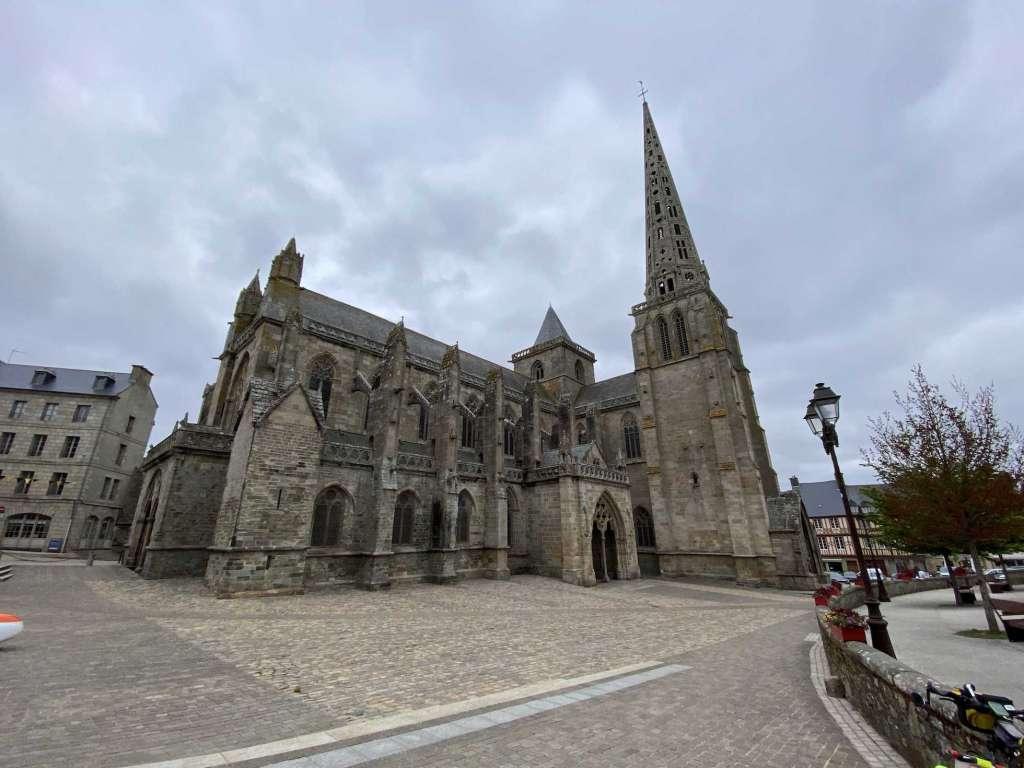 Cathédrale de Treguier