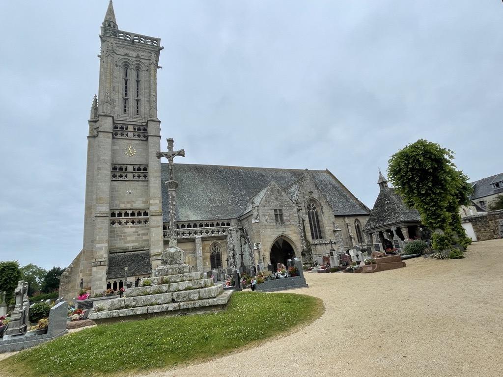 Eglise St jean du Doigt