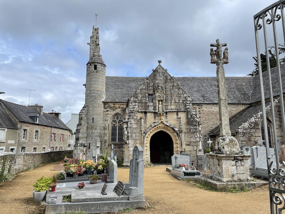 Eglise de Lanloup