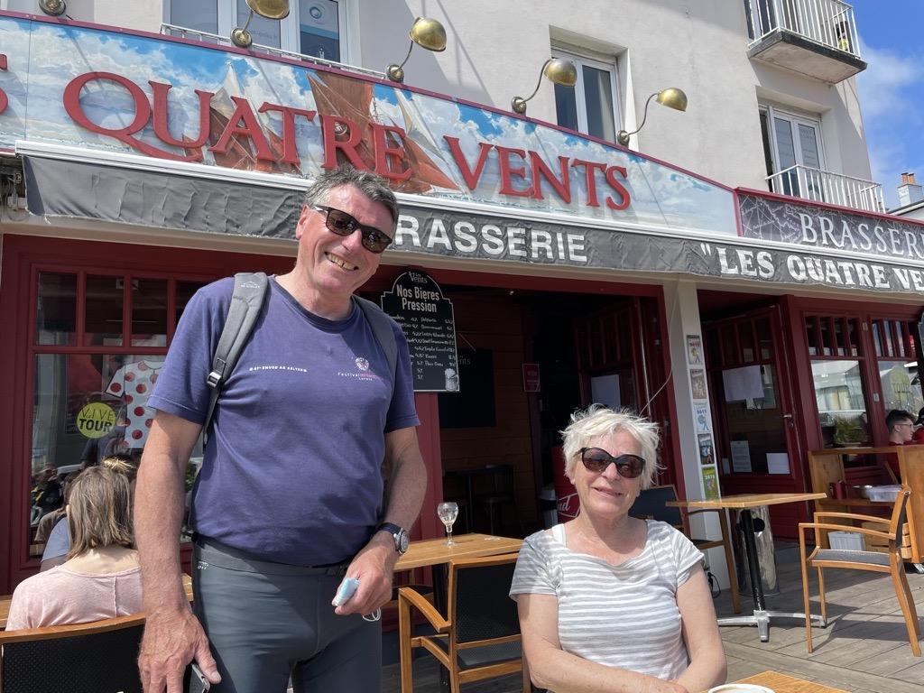 Jacqueline et Gérard