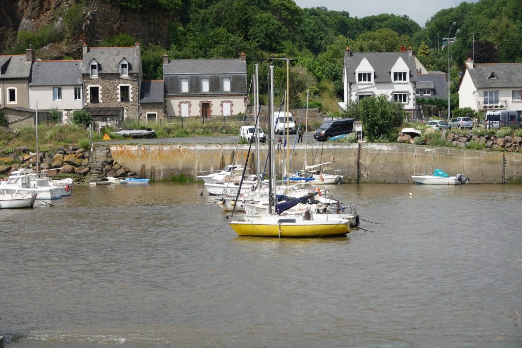 Les bretons et la mer