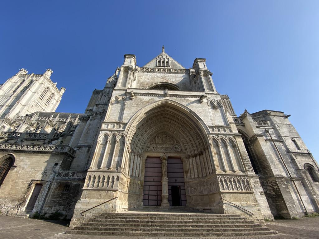 Cathédrale de St Omer