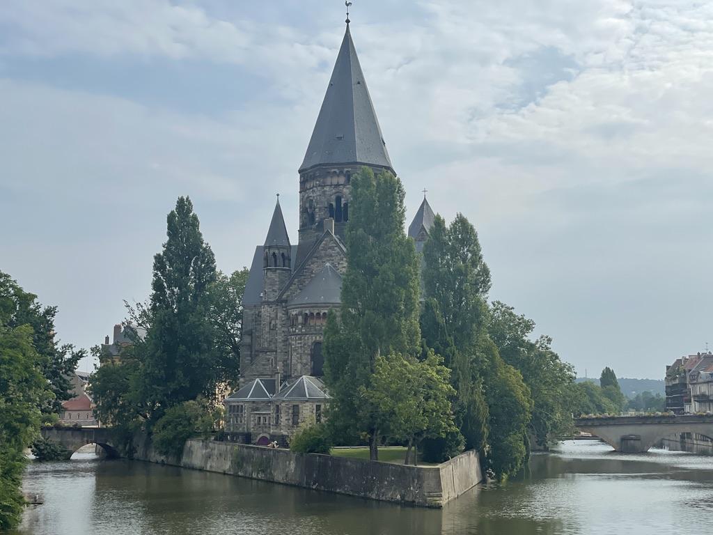 Monuments à Metz