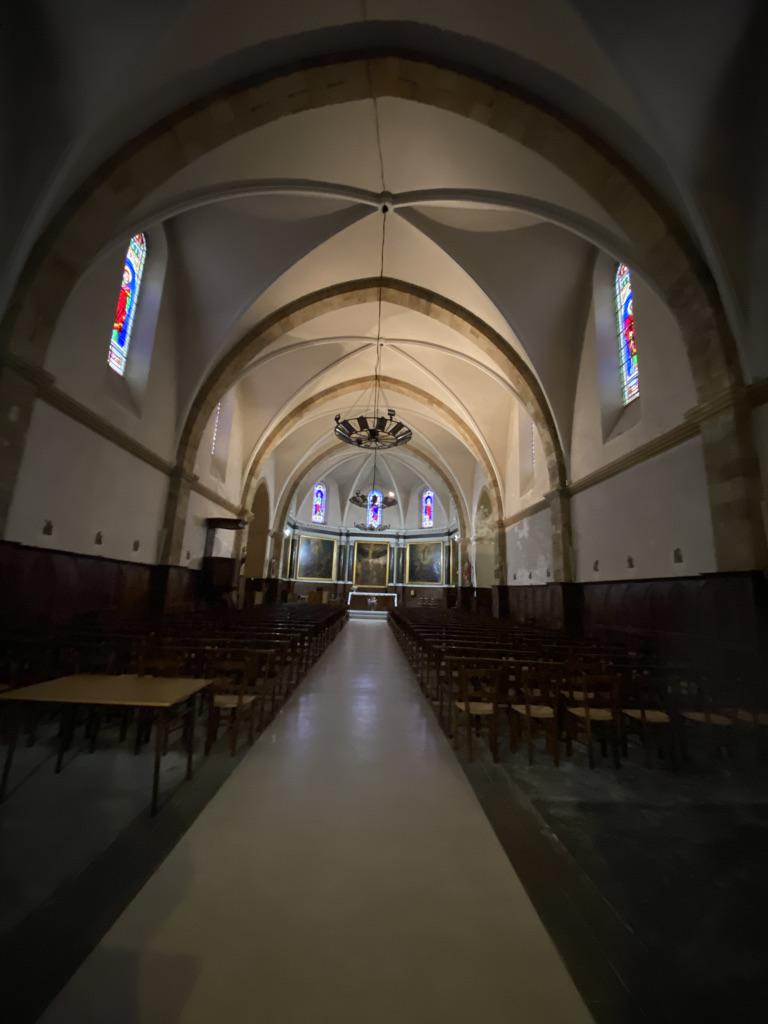 Eglise Tarascon-sur-Ariège
