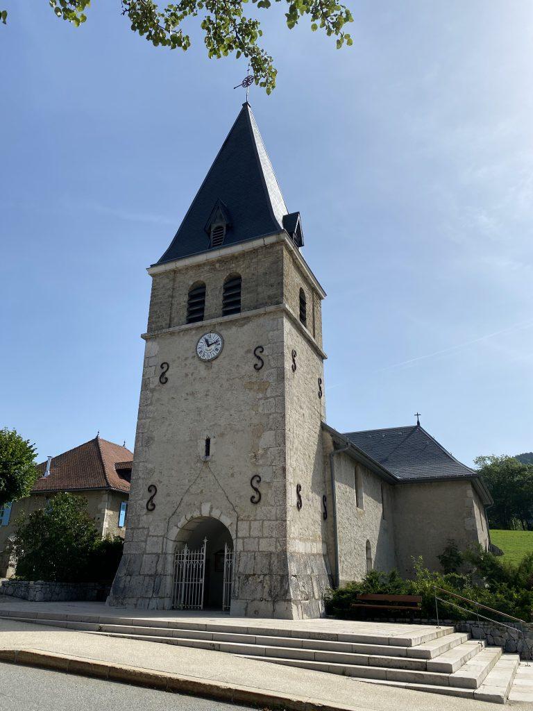 Eglise le Sappey-en-Chartreuse