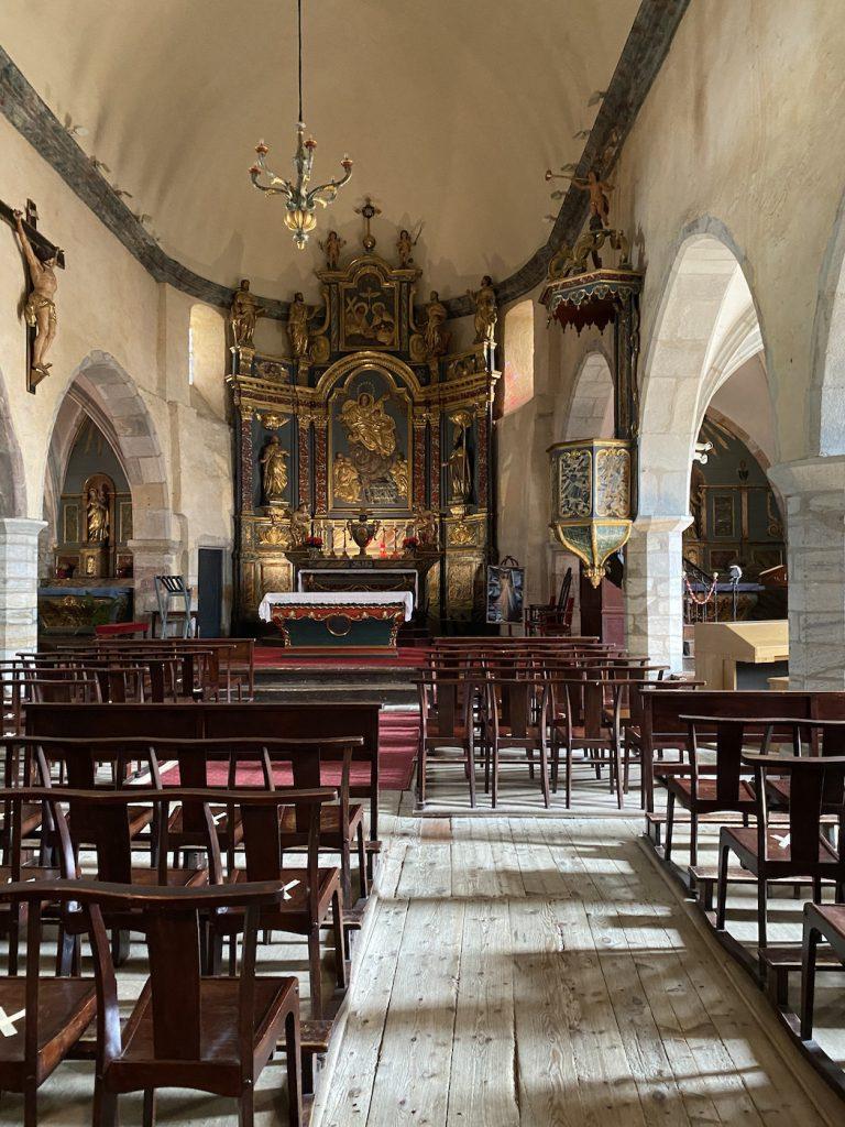 Belle chapelle