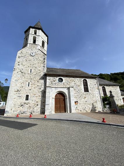 Eglise bien retapée